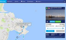 NAB vessel tracking at marinetraffic